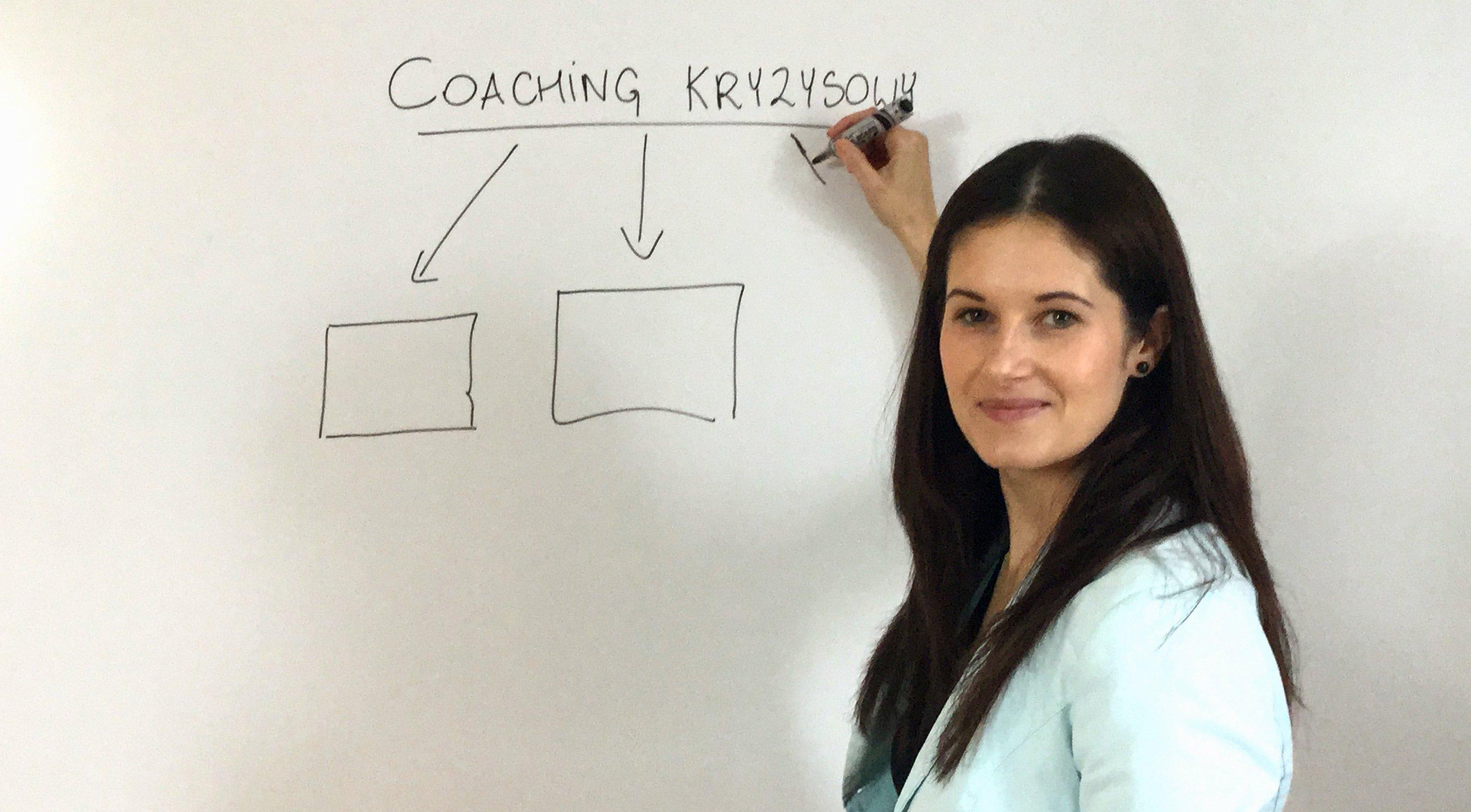 Interesująca rozmowa o coachingu kryzysowym…